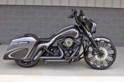 2015 Harley - Davidson Touring Street Glide Special