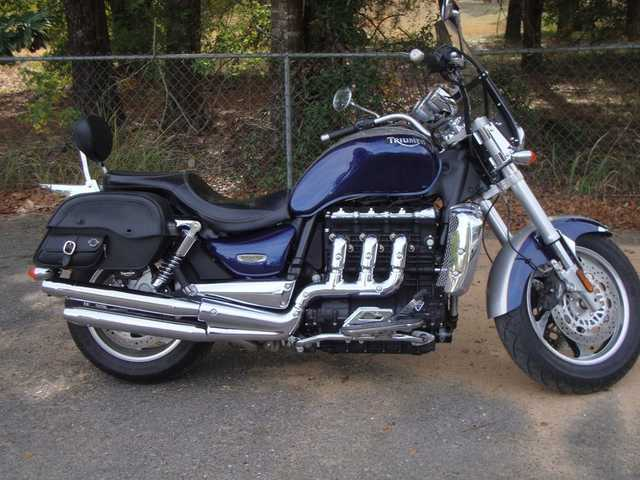 2008 Triumph Rocket Iii - Mint - Low Miles !