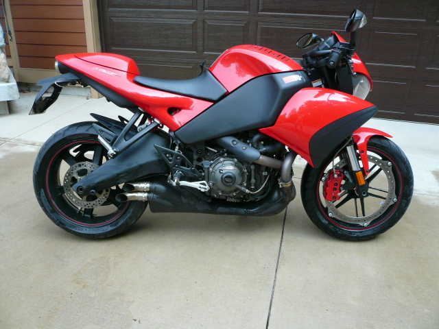 2009 Buell Cr 1125 With Low Miles! Clean Bike!
