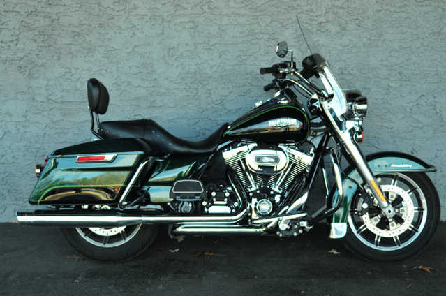 2015 Harley - Davidson Flhr Road King