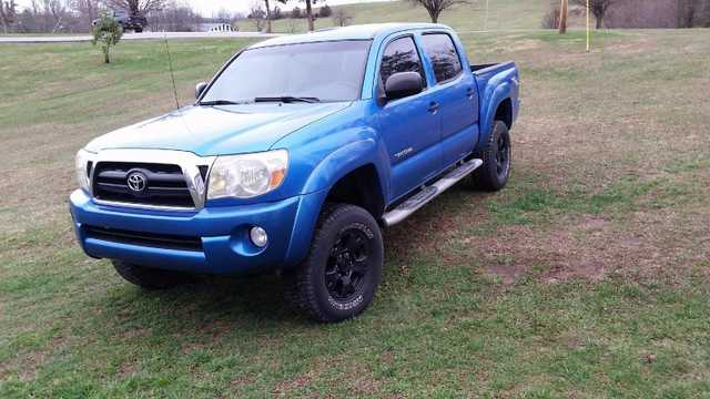2006 Toyota Tacoma At $3500