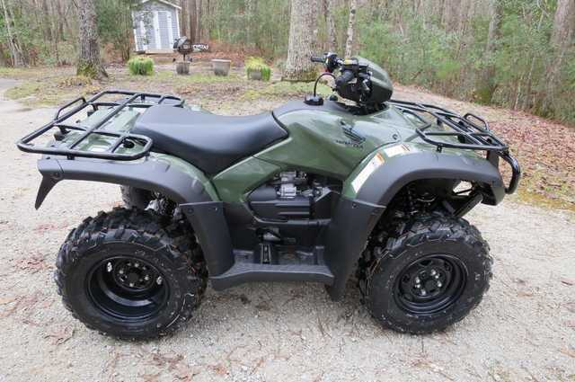 2013 Honda Foreman Rubicon 500 At $1700