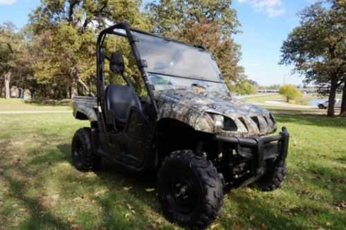 2012 Yamaha 700 Utv Rhino At $2500