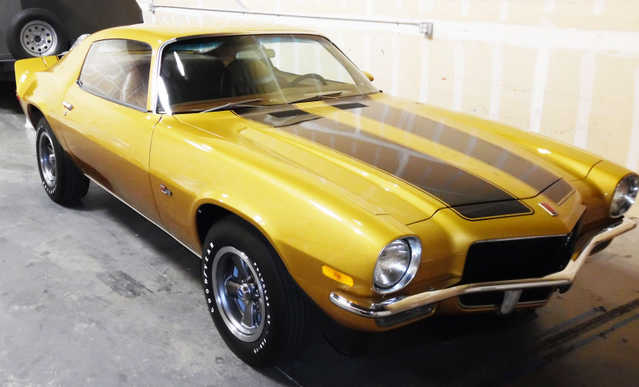 1971 Chevrolet Camaro Z - 28 At $4000