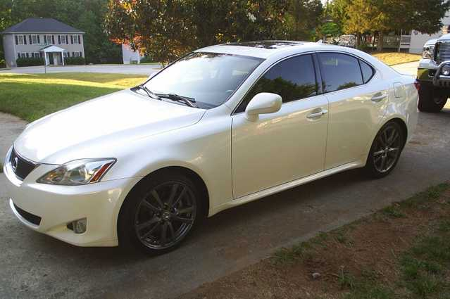 2008 Lexus Is 250 For $3800