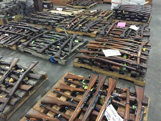 Samco Global Arms / Firearms Auction