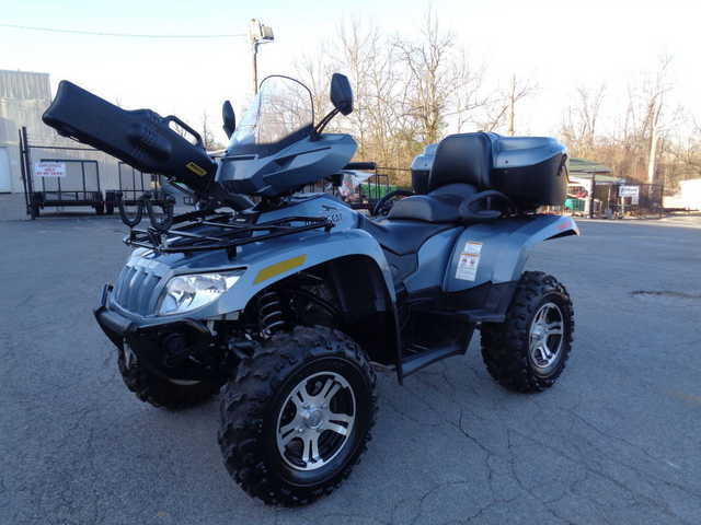 2009 Arctic Cat Trv 700 Atv At $2000