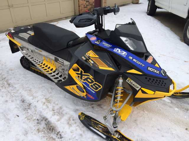 2008 Skidoo Mxz - Xps - R At $1500