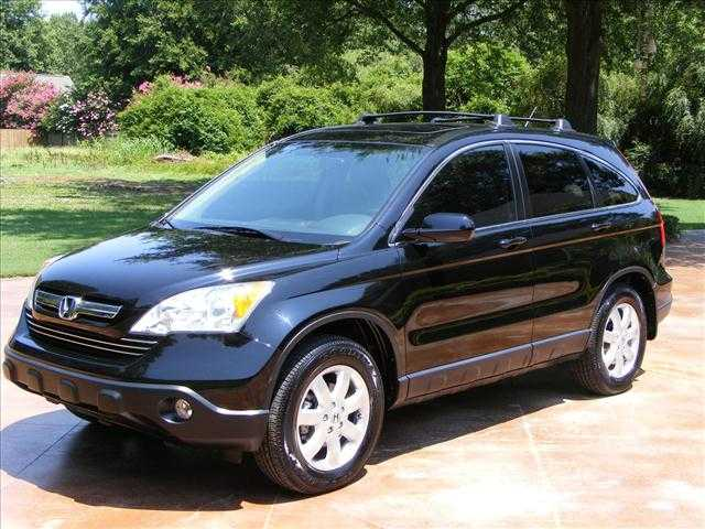 2007 Honda Crv Ex One Owner