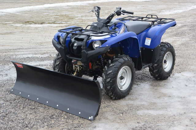 2012 Yamaha Grizzly 700 At $2000
