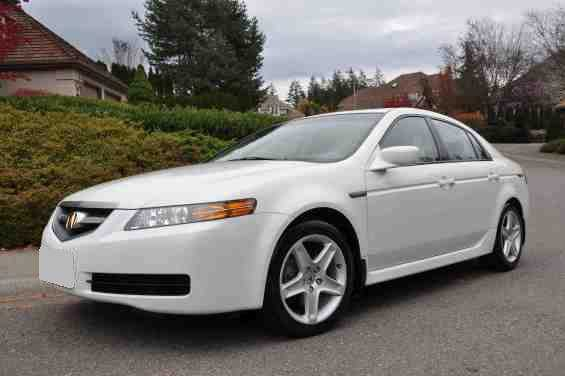 2005 Acura Tl W / Navigation System