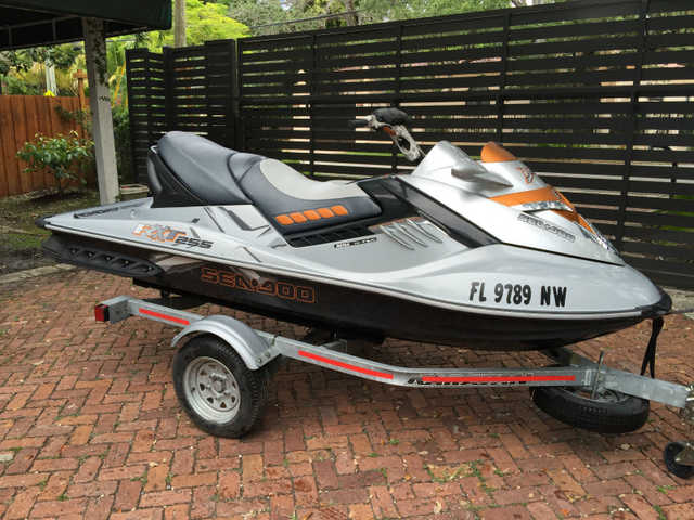 2008 Seadoo Rxt 255 At $2000