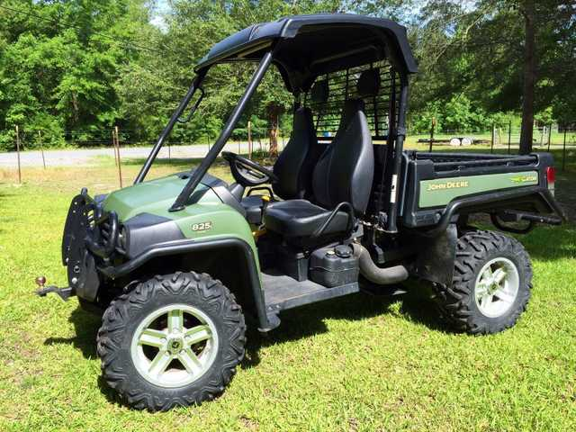 2011 John Deere Gator Xuv 825i At $2800
