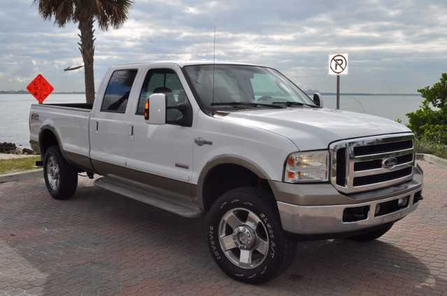 2006 Ford F - 350 King Ranch At $4000