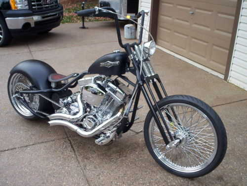 1999 300 Tire Bobber Hardtail Very Very Good Conditions