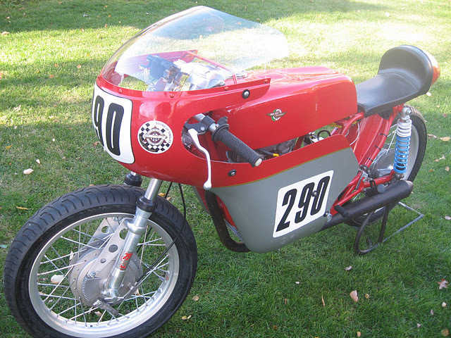 Always Garaged 1970 Ducati 350 Mark 3 D