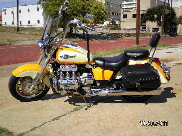 Runs And Drives Great 1998 Honda Valkyrie