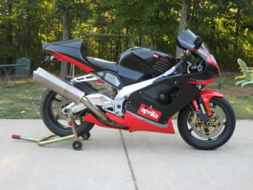 Great Riding Condition 2001 Aprilia Mille Rsv