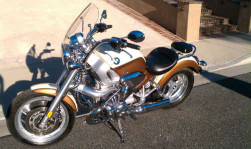 2001 Bmw R1200 C Phoenix Very Very Good Conditions