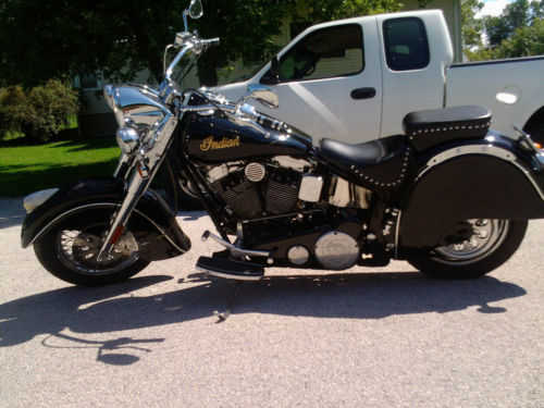 2001 Indian Chief Excellent Paint