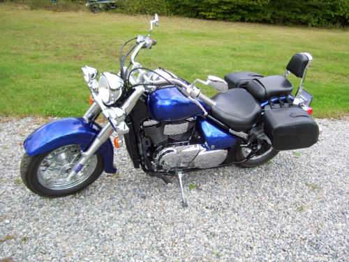 Immaculate Condition 2001 Suzuki Intruder