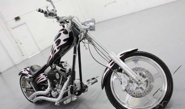 Very Cool 2002 American Ironhorse Choppers Edition