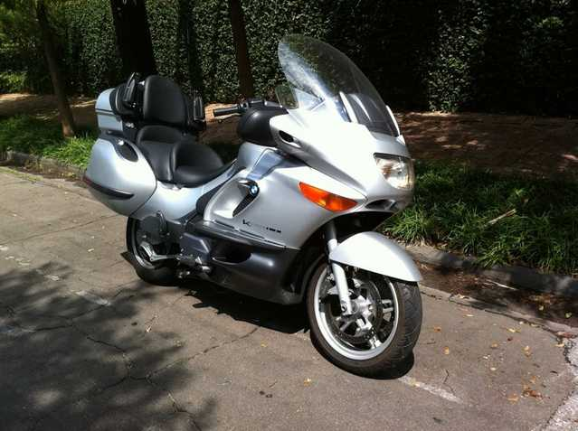 Mint Conditions 2002 Bmw K1200 Lt