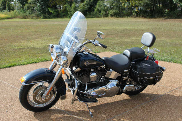 2002 Harley Davidson Heritage Softail Very Very Good Conditions