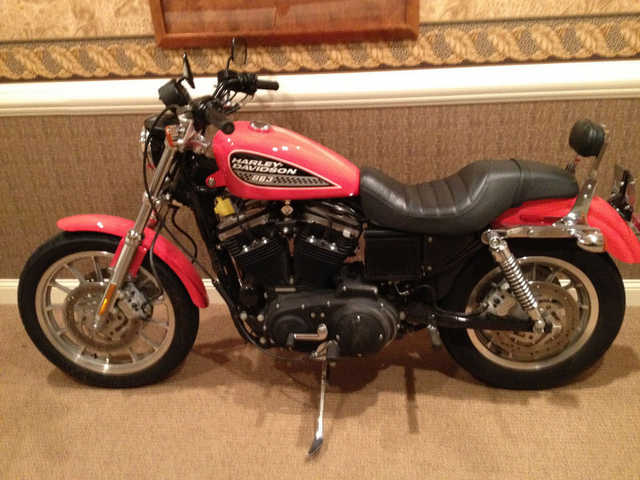 2002 Harley - Davidson Sportster 883r Excelent Conditions