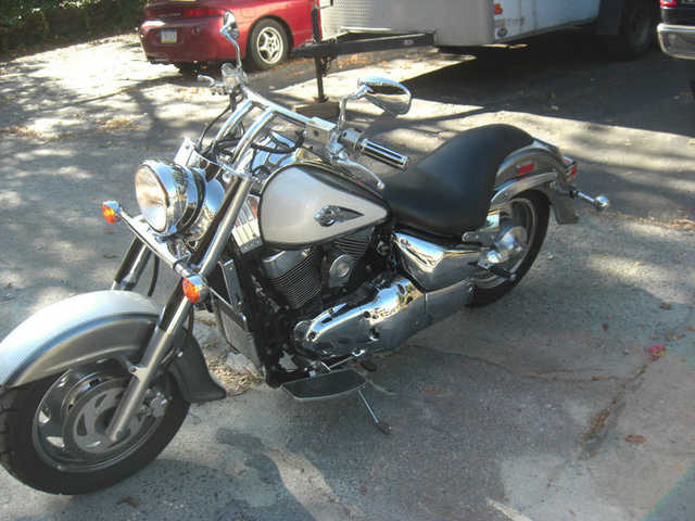 Very Nice 2002 Suzuki Intruder