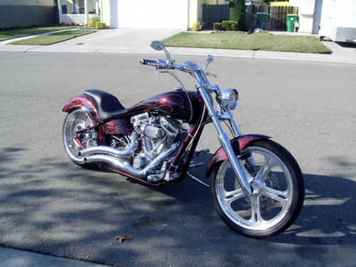 No Accidents 2003 American Ironhorse