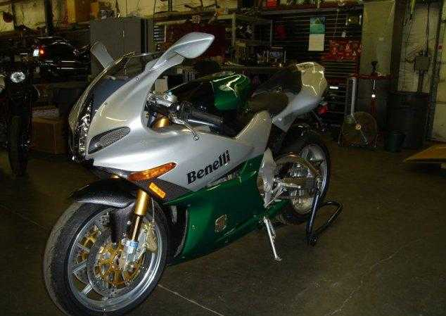 2003 Benelli Tornado Tre 900 Limited Edition Mint Conditions