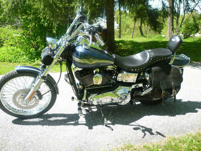Always Garaged 2003 Harley - Davidson Dyna