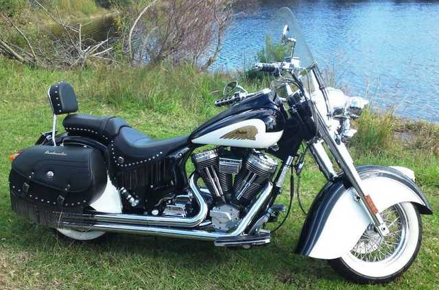 2003 Indian Chief Roadmaster Extremely Clean