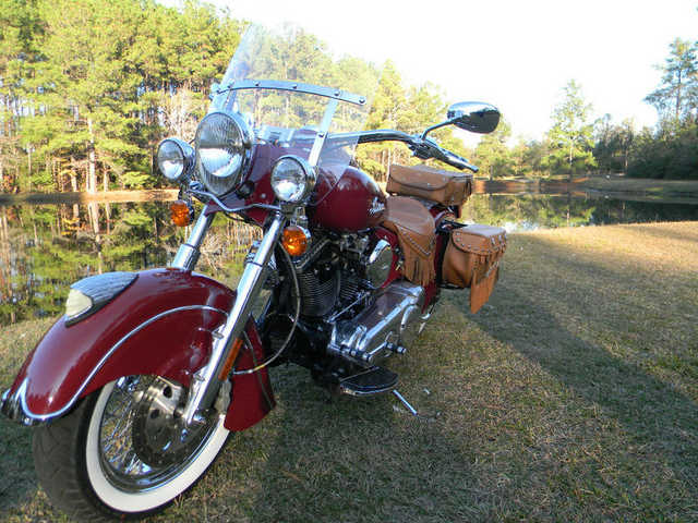 Absolutely Stunning 2003 Indian Chief Vintage Edition