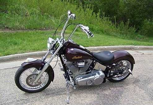 Immaculate Condition 2003 Indian Scout