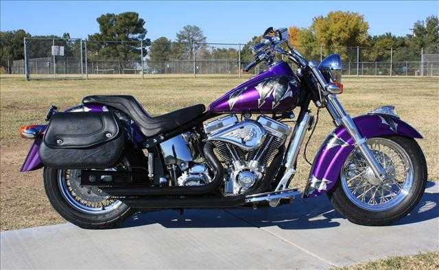Runs And Drives Great 2003 Indian Spirit Deluxe