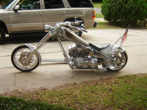 2004 American Ironhorse Lone Star Chopper Very Well Conditions