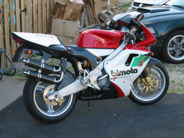 Very Very Good Conditions 2004 Bimota 500 Vdue