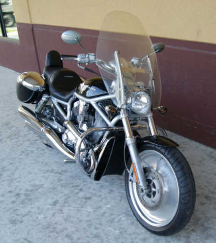 No Accidents 2004 Harley - Davidson Vrsc