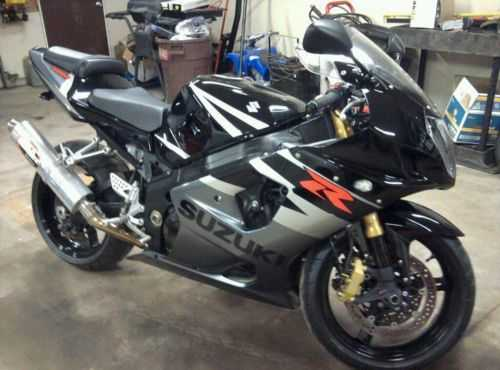 Superb Conditions 2004 Suzuki Gsx - R 1000