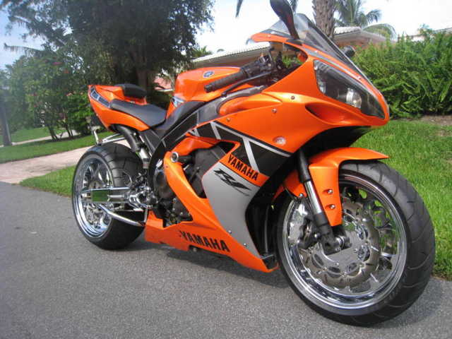 Great Riding Condition 2004 Yamaha Yzf - R R1