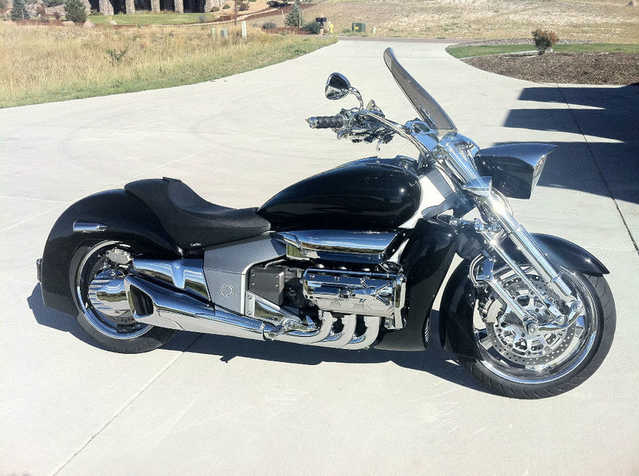 Garage Kept 2005 Honda Valkyrie Nrx 1800