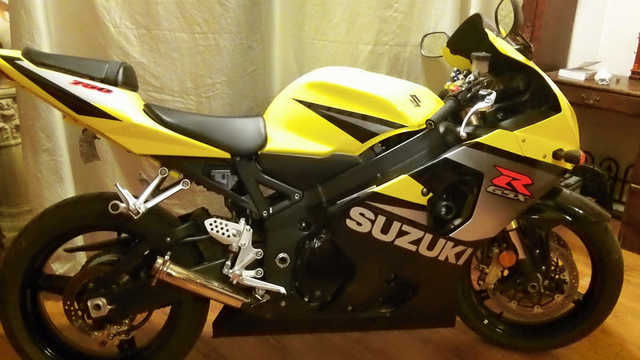 Mint Conditions 2005 Suzuki Gsx - R