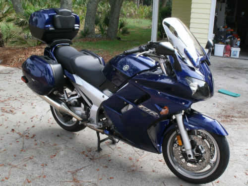 2005 Yamaha Fjr 1300at Very Very Good Conditions