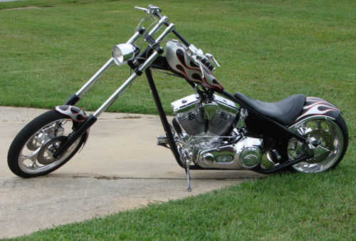 Runs Great 2006 American Ironhorse Lsc