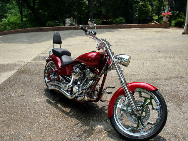 Runs Great 2006 American Ironhorse Outlaw