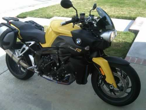 Very Well Conditions 2006 Bmw K1200 R