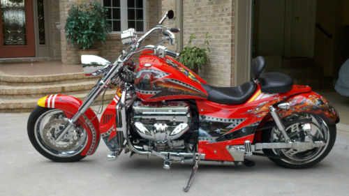 Great Riding Condition 2006 Boss Hoss 434 Ci 650 Hp