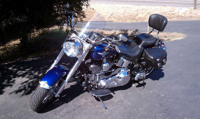 Immaculate Condition 2006 Harley Davidson Fatboy